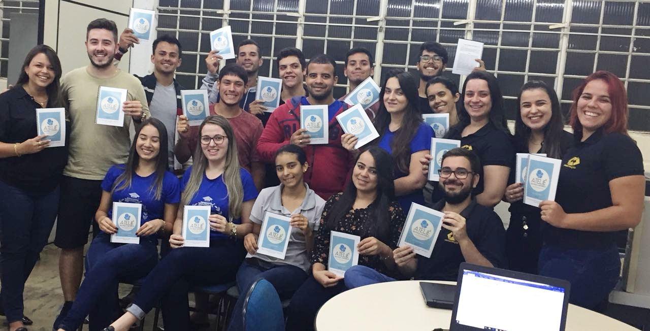 Unidade de Iúna entrega publicações do Ateliê Cientifico 2017