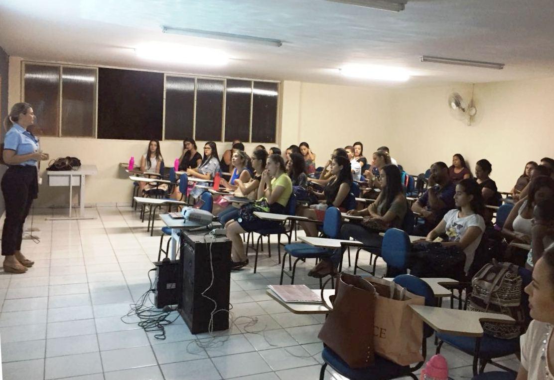 Unidade Iúna realiza seminário de boas-vindas para novos alunos