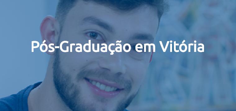 Unidade Vitória abre pós-graduação em Direito Penal e Processo Penal