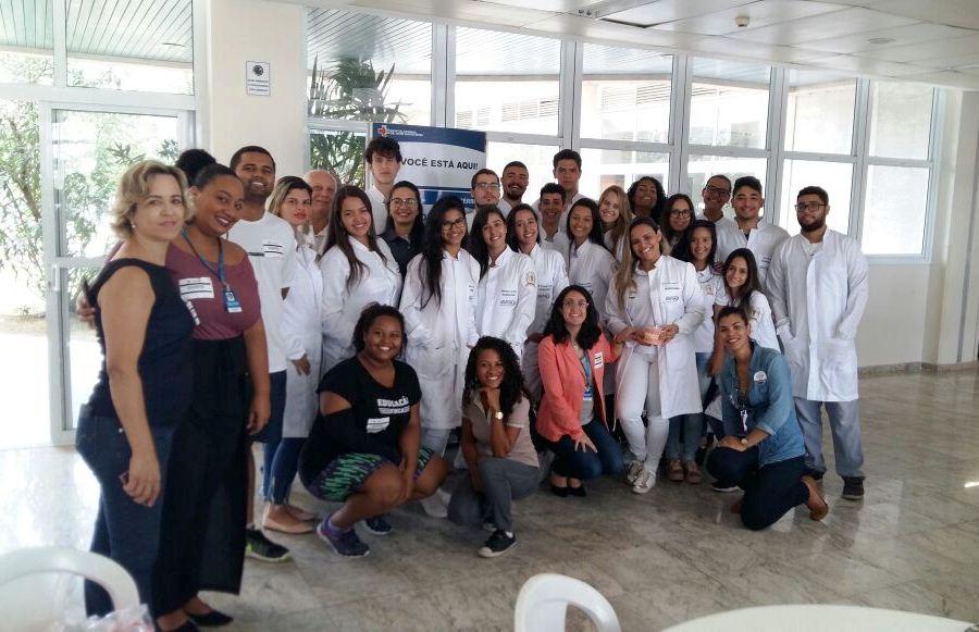 Doctum Serra celebra Dia Mundial da Saúde no Hospital Jayme dos Santos Neves