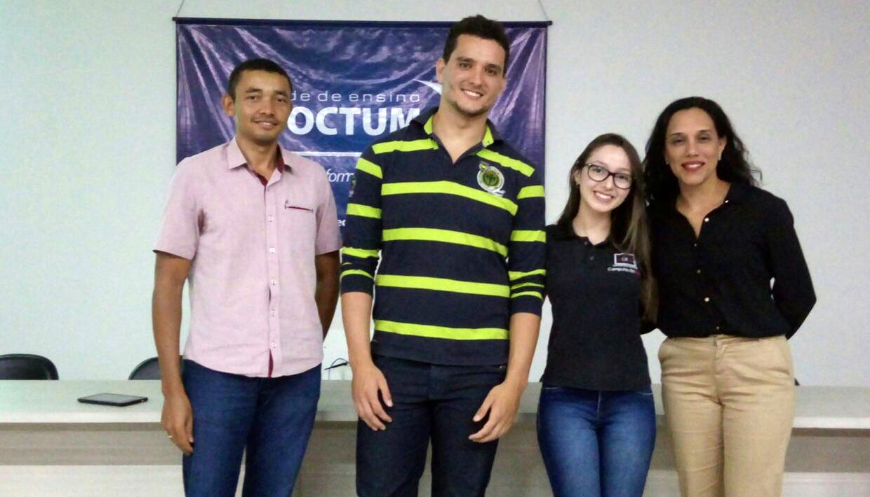 """Curso de Ciência da Computação da Doctum Caratinga, realiza o """"Experiência Doctum"""""""