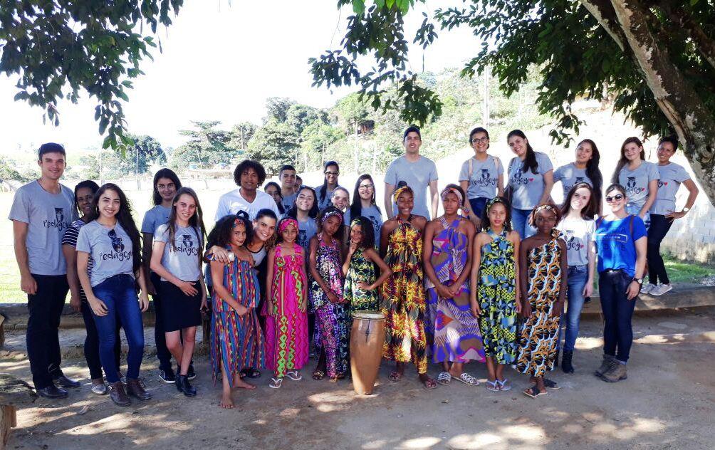 Alunos da Doctum Iúna visitam a Comunidade Quilombola de Monte Alegre