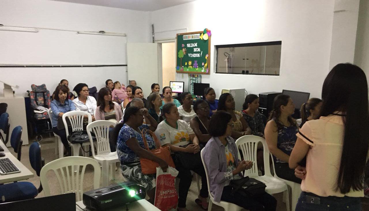 Alunas de Serviço Social da Doctum Caratinga realizam importante projeto junto à APAE