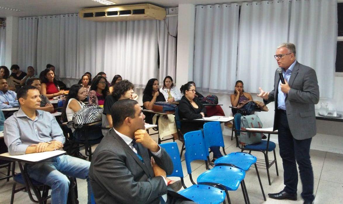 Unidade Vitória realiza a Semana Acadêmica do Curso de Administração