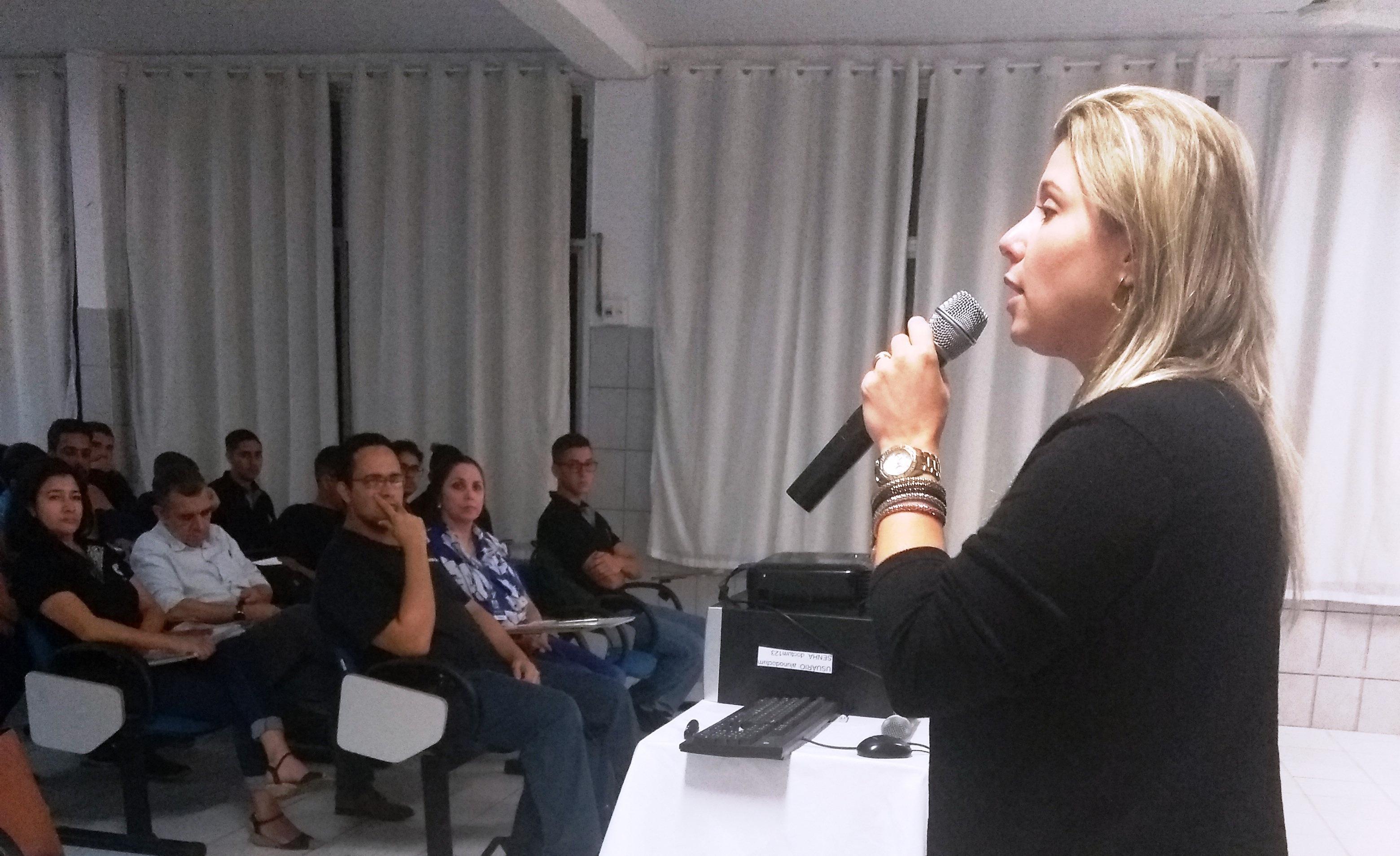 Incubadora de empresas é apresentada aos alunos de Administração da Doctum Vila Velha.
