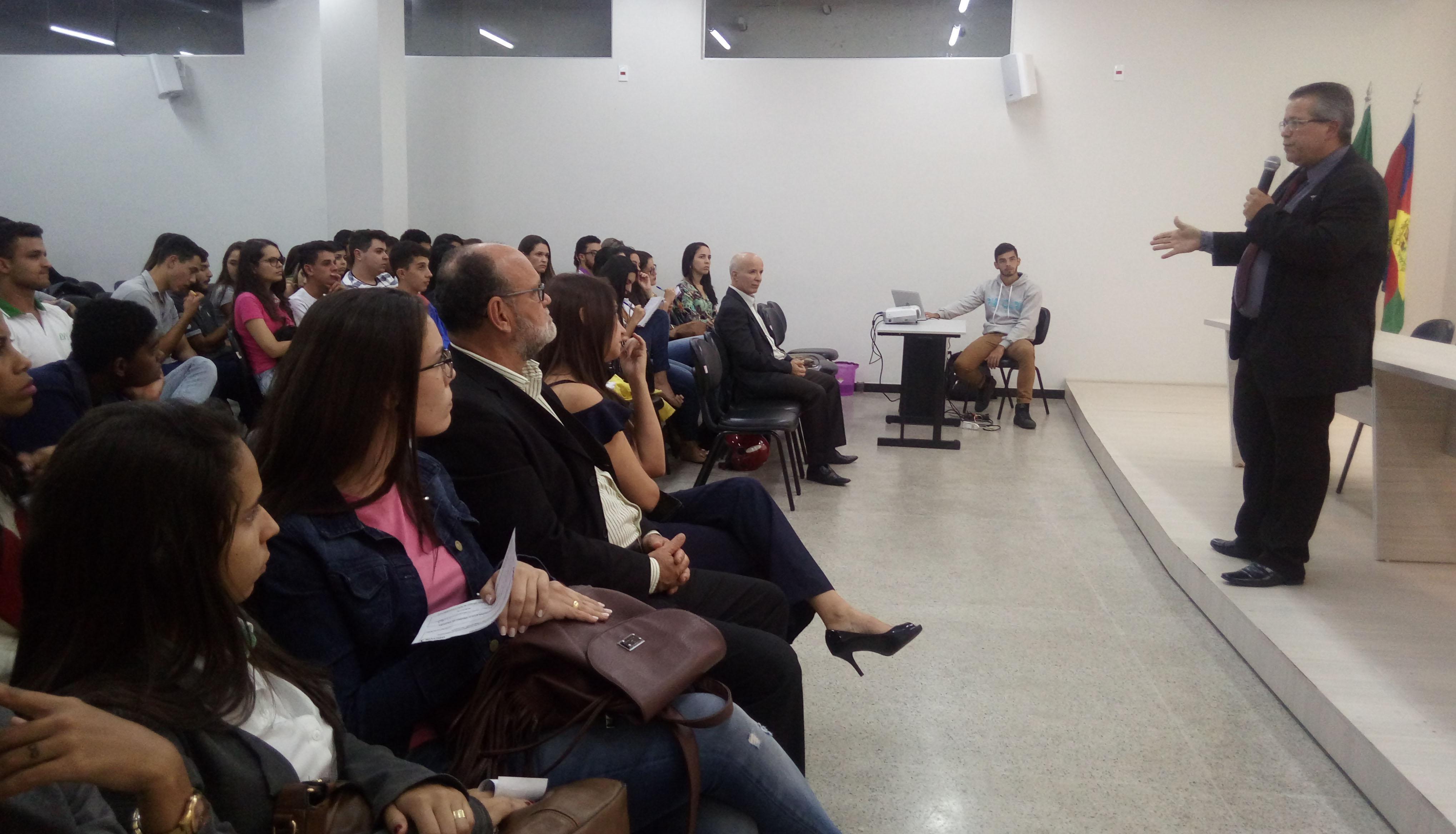 Unidade Doctum de Caratinga realiza Semana Acadêmica das Ciências Contábeis