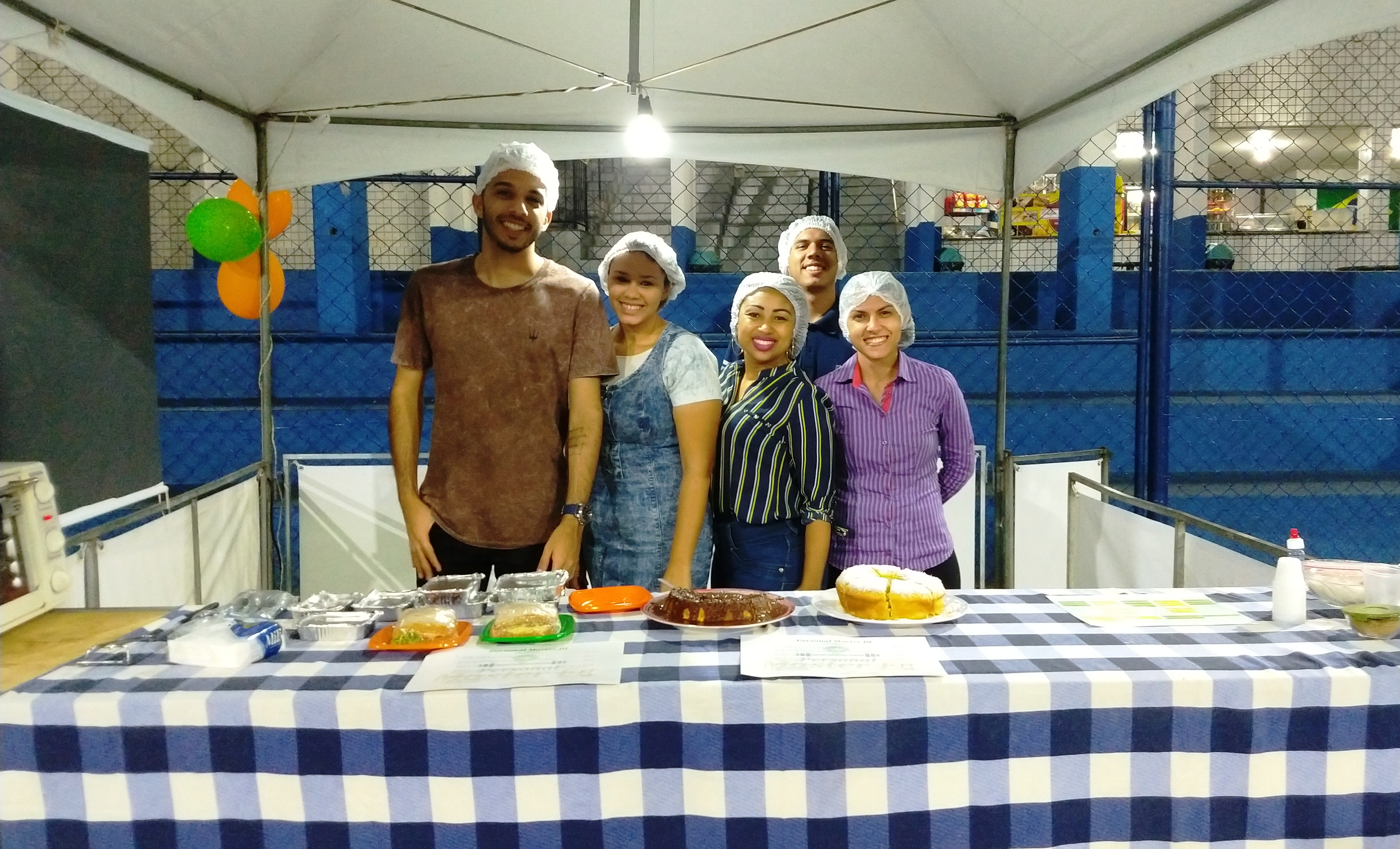 Alunos de Administração da Doctum Vila Velha realizam Feira Empreendedora