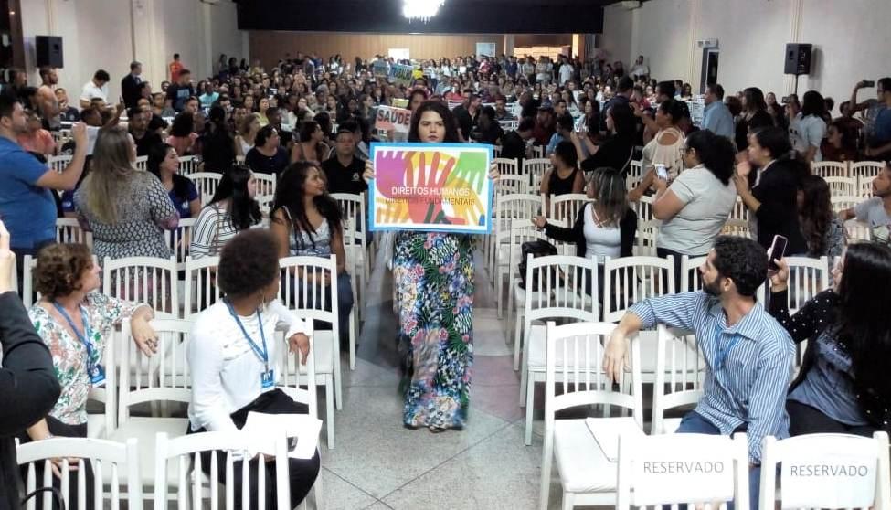 """Primeiro dia da Semana Científica de Serra teve como tema """"Direitos Humanos e Fundamentais"""""""