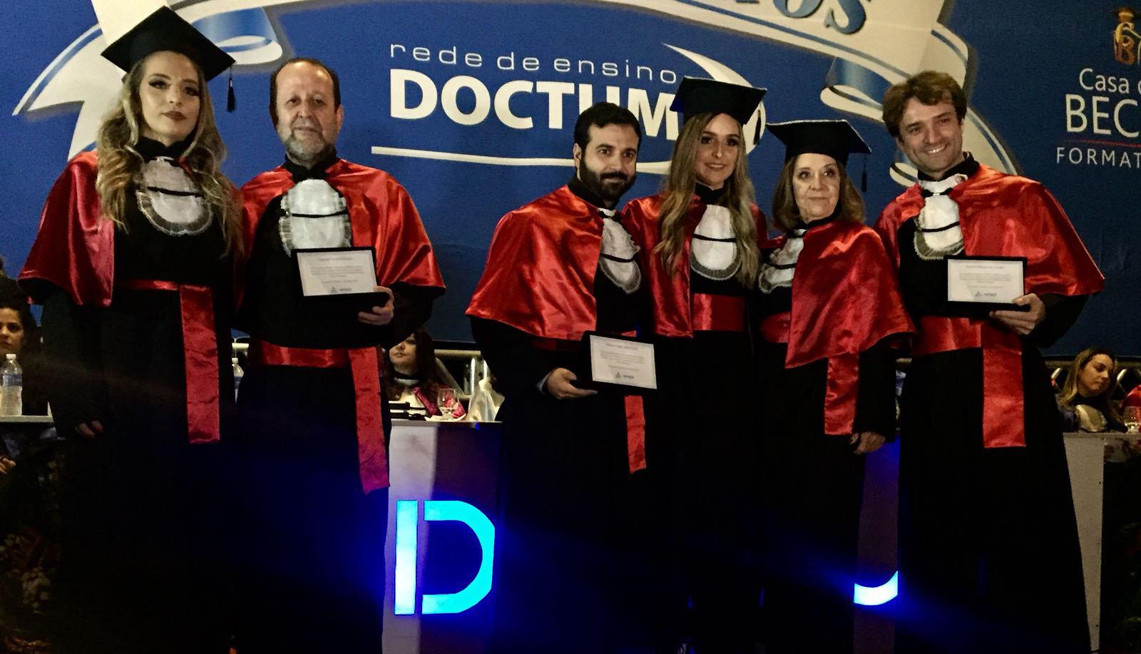 Unidade Doctum Caratinga promove noite de colação de grau
