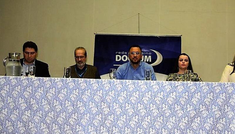 Educação como estratégia é tema de aula inaugural da Doctum Cataguases