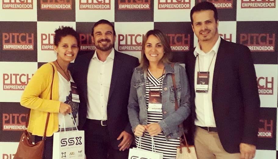 Doctum marca presença no evento Pitch Empreendedor