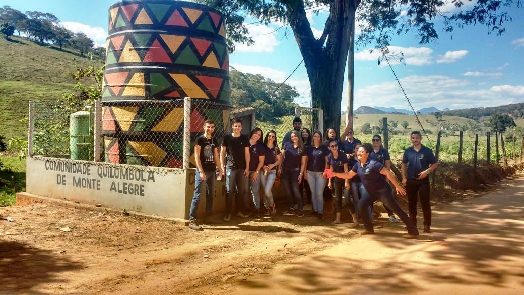 4º período de Pedagogia visita Comunidade Quilombola de Monte Alegre