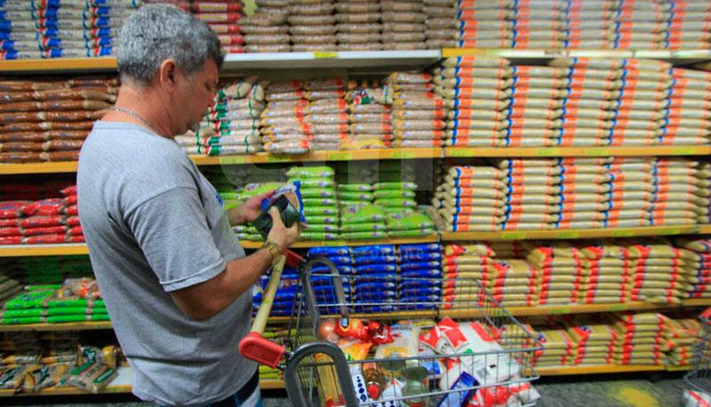 Pesquisadores da Doctum informam sobre valor da cesta básica em Caratinga no mês de agosto