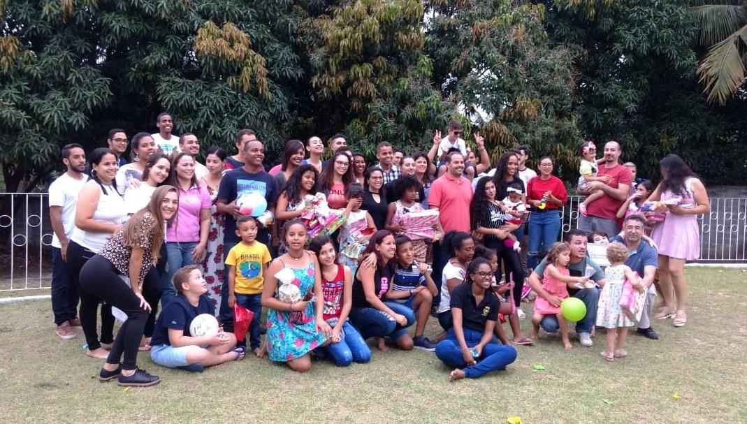 Curso de Administração de Serra realiza Trote Solidário