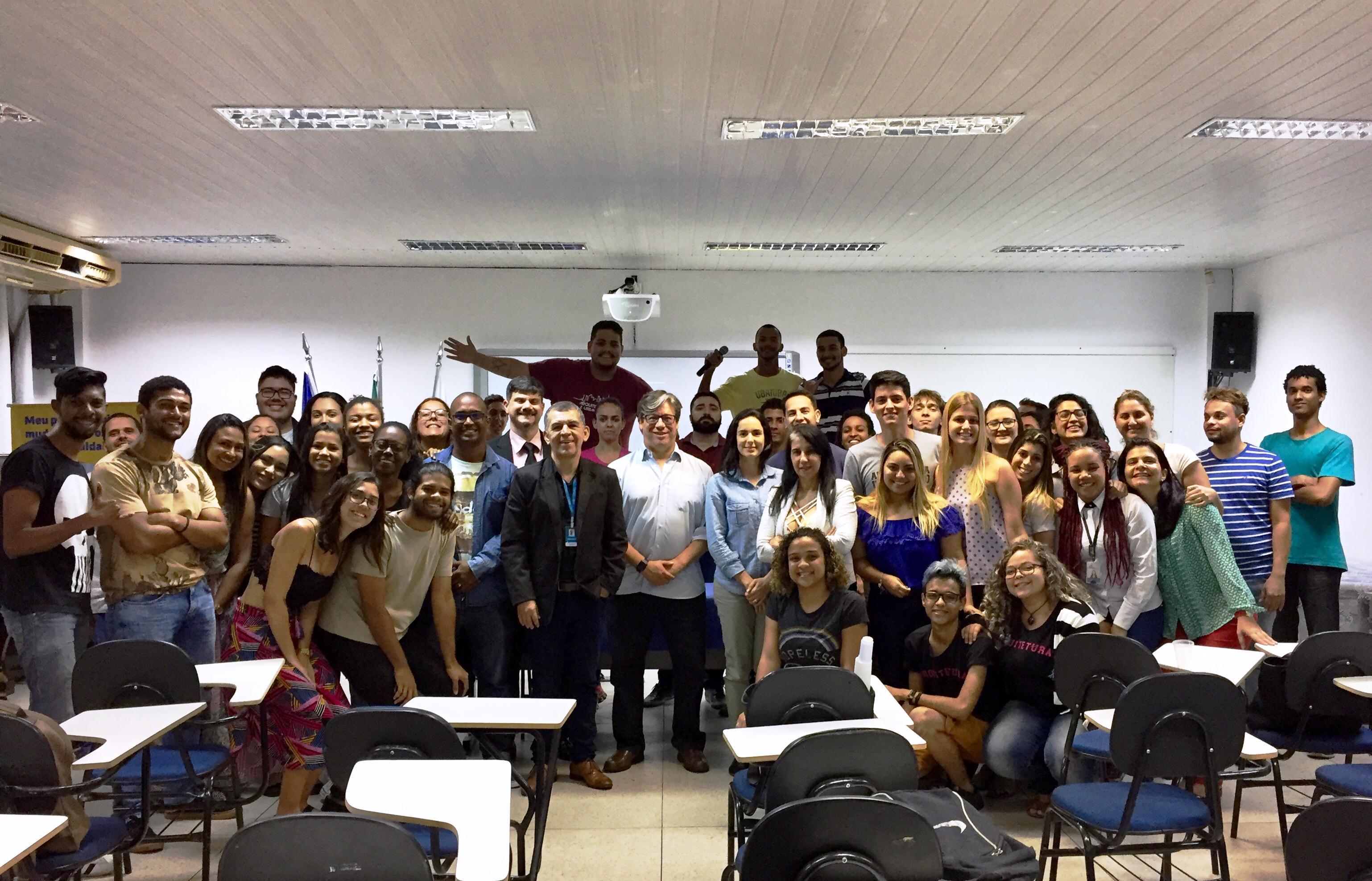 """Doctum Vitória realiza 3ª edição do evento """"Conversa de Arquiteto"""""""