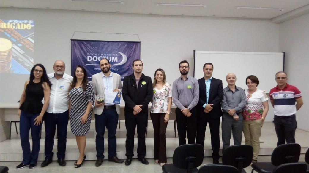 Unidade Caratinga realizou Semana Acadêmica das Gerenciais