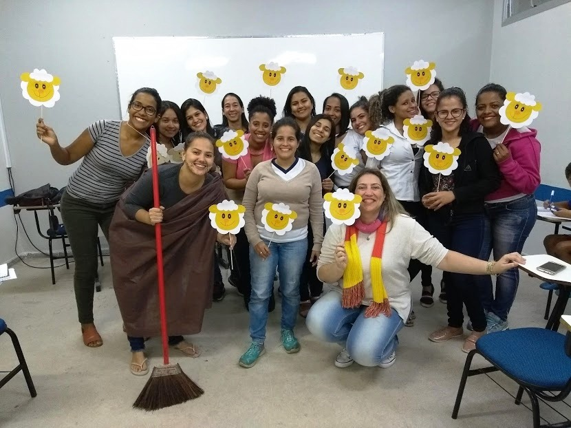 Metodologias do Ensino da Matemática desafiam estudantes do curso de Pedagogia de Serra