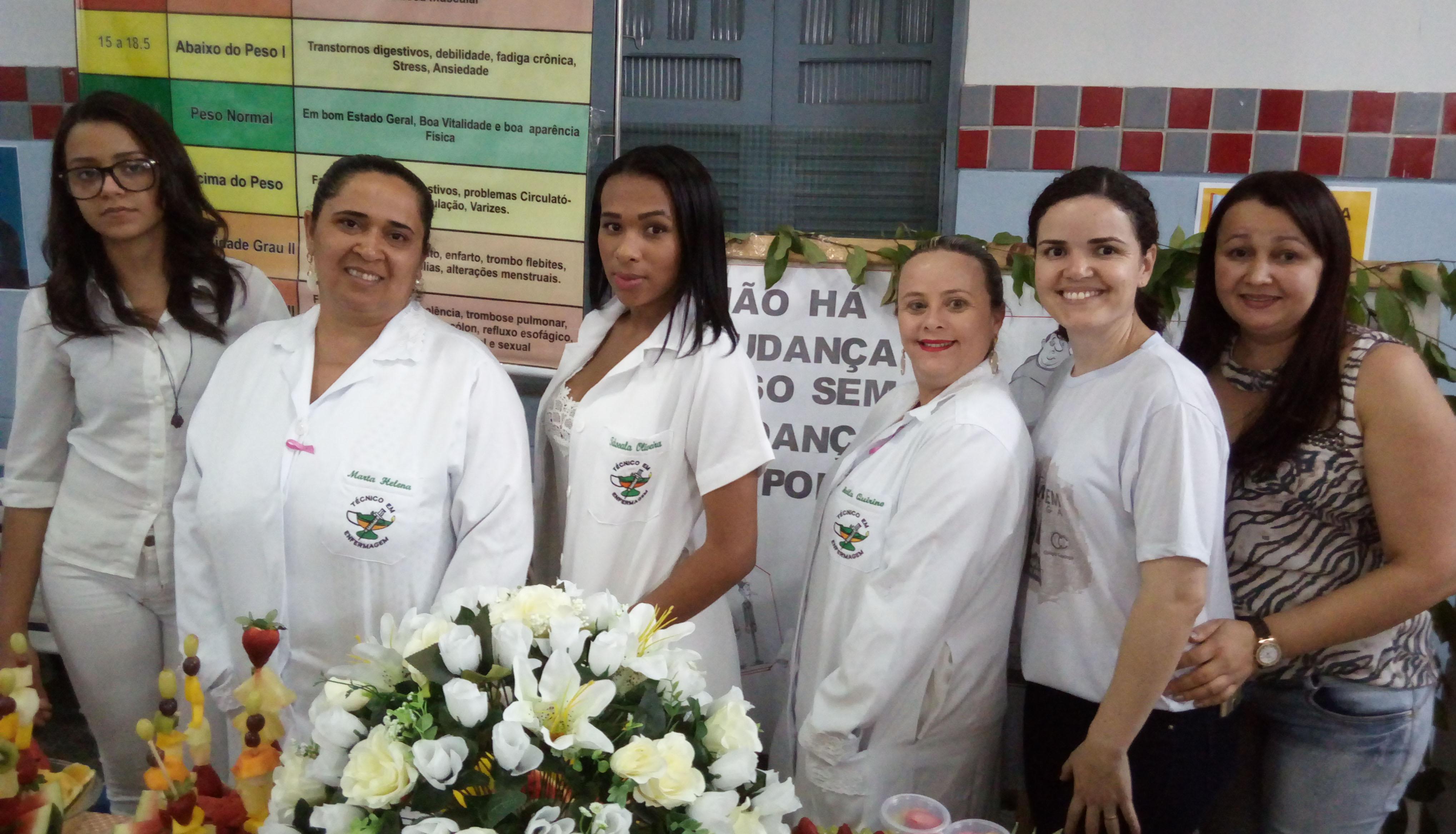 Colégio Caratinga da Rede de Ensino Doctum realiza a Semana da Saúde dos Cursos Técnicos