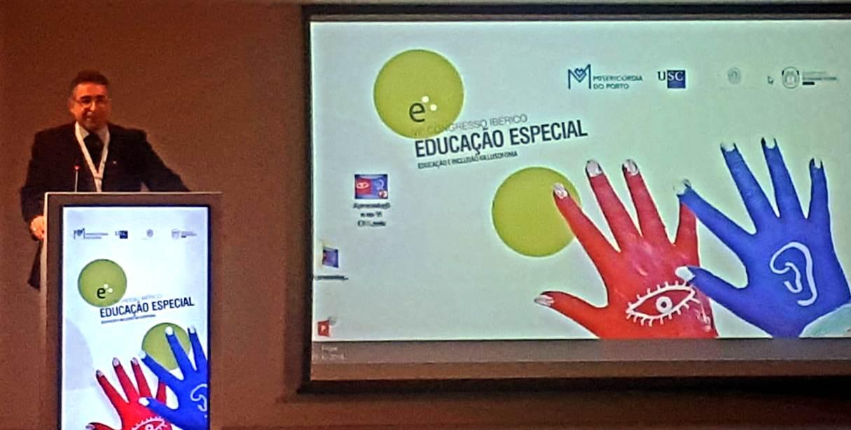 Professores da unidade Serra participam de Congresso de Educação em Portugal
