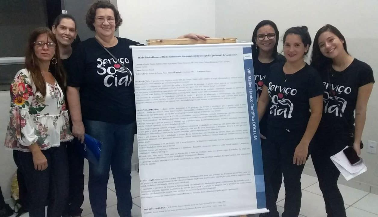 Doctum Caratinga realiza 13ª edição do Ateliê Científico