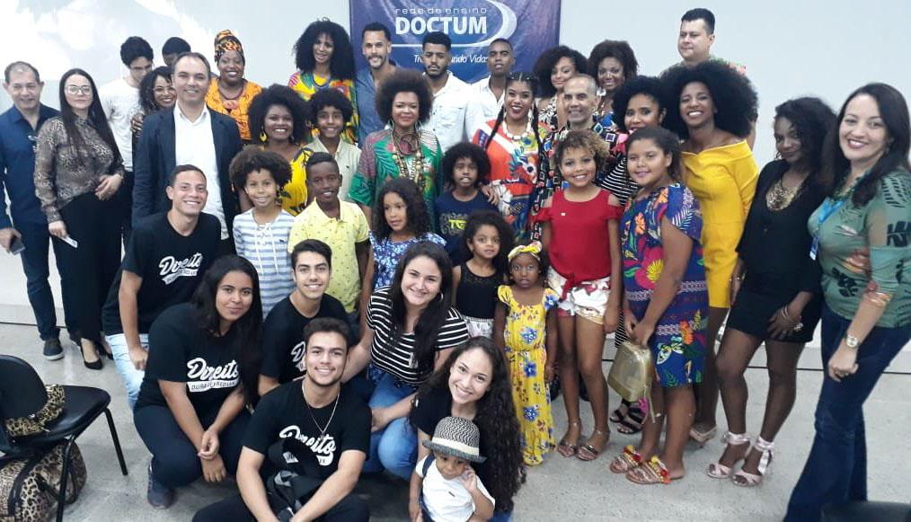 Doctum Caratinga realiza a segunda edição do evento 'Preto Brás' em comemoração ao Dia da Consciência Negra