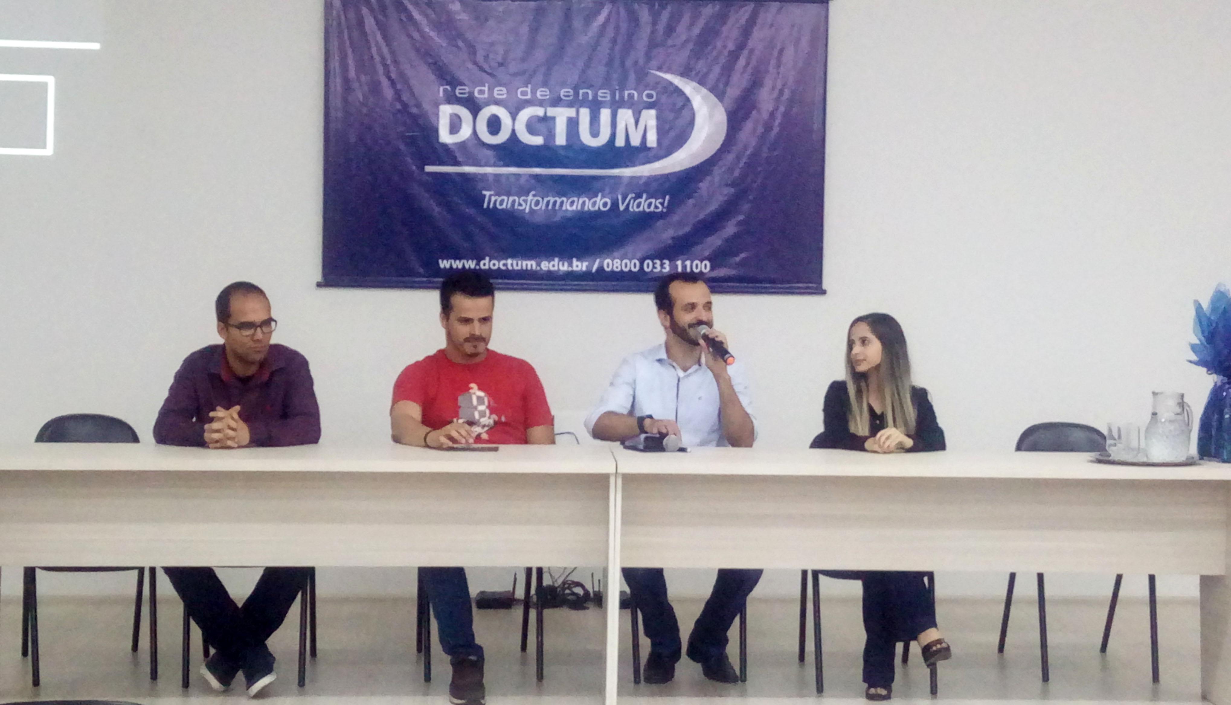 Unidade Doctum de Caratinga realiza Semana da Computação