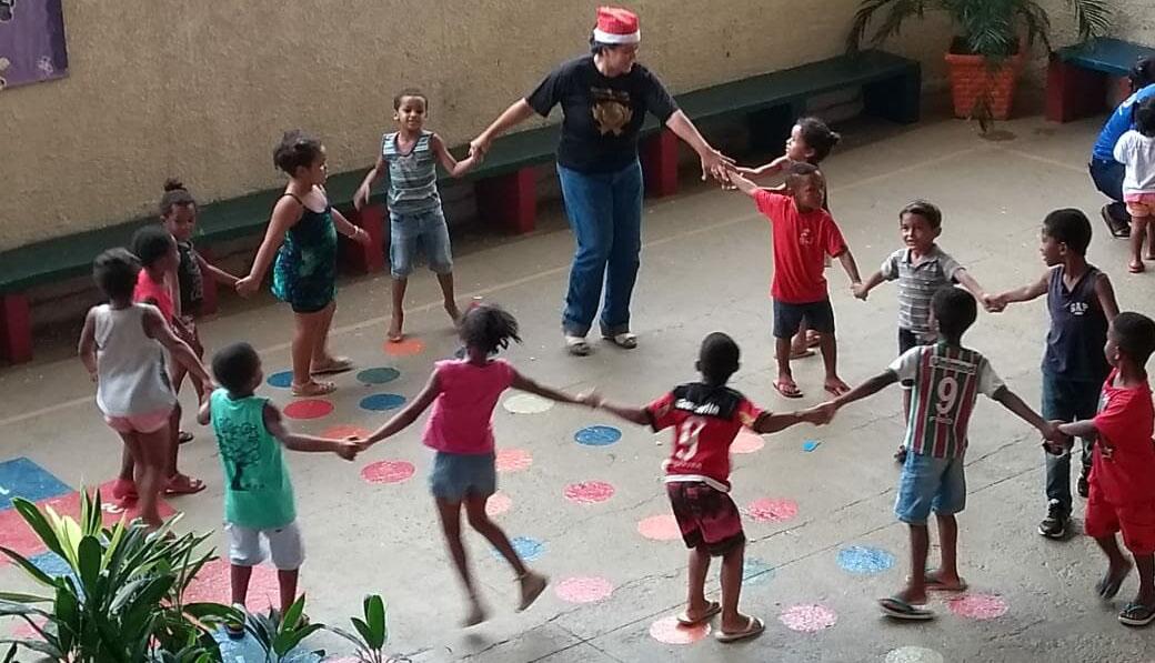 46208506b Unidade Doctum de Cataguases realiza ação social | Rede de Ensino Doctum