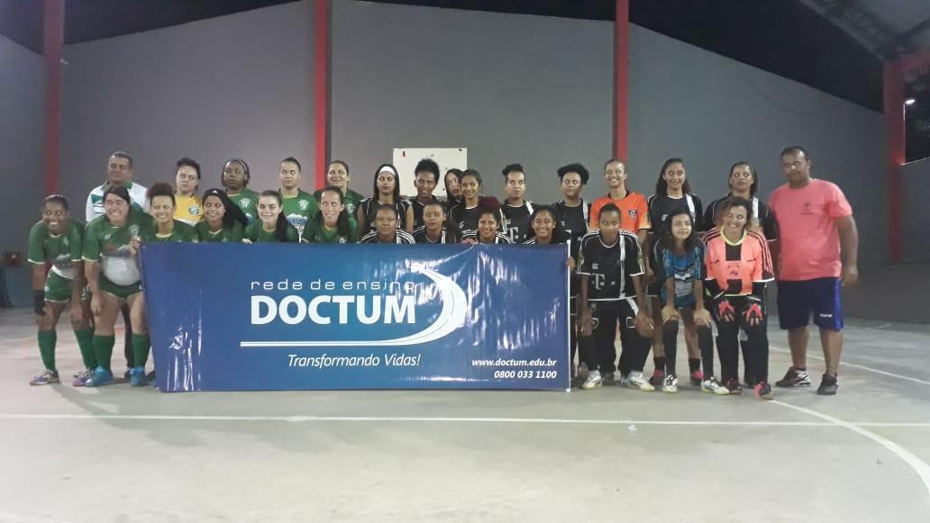 Coordenação de Esportes realiza Jogos de Interação em Serra