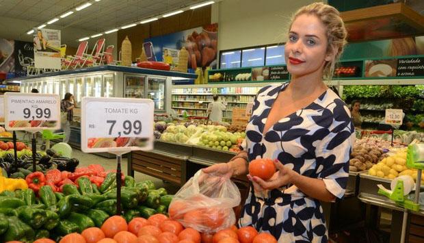 Pesquisadores da Doctum informam sobre valor da cesta básica em Caratinga no mês de novembro