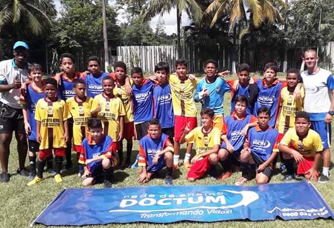Projeto apoiado pela Doctum conquista vice-campeonato da Copa de Verão