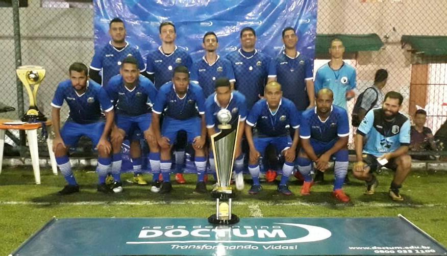Projeto apoiado pela Doctum realiza Competição Copa Alterosas