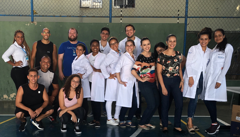 Unidade Doctum participa do Dia da Família em escola de Serra
