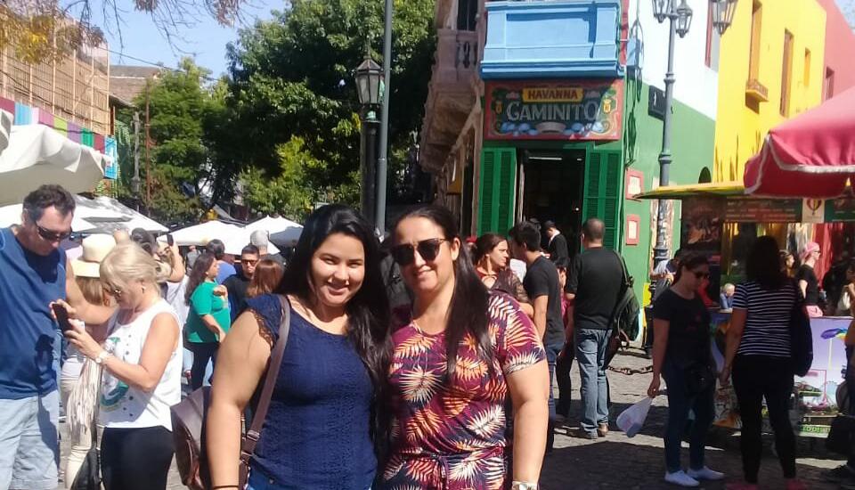Em sorteio de rematrícula, estudante da Doctum ganha viagem para Buenos Aires