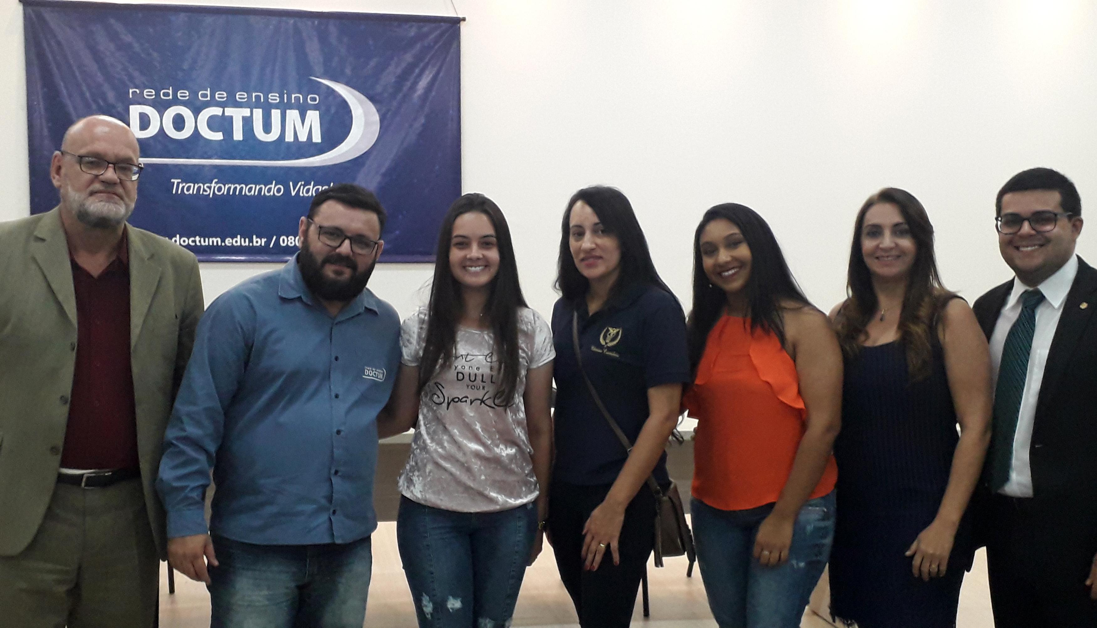Doctum Caratinga inaugura sua primeira empresa júnior de Contabilidade