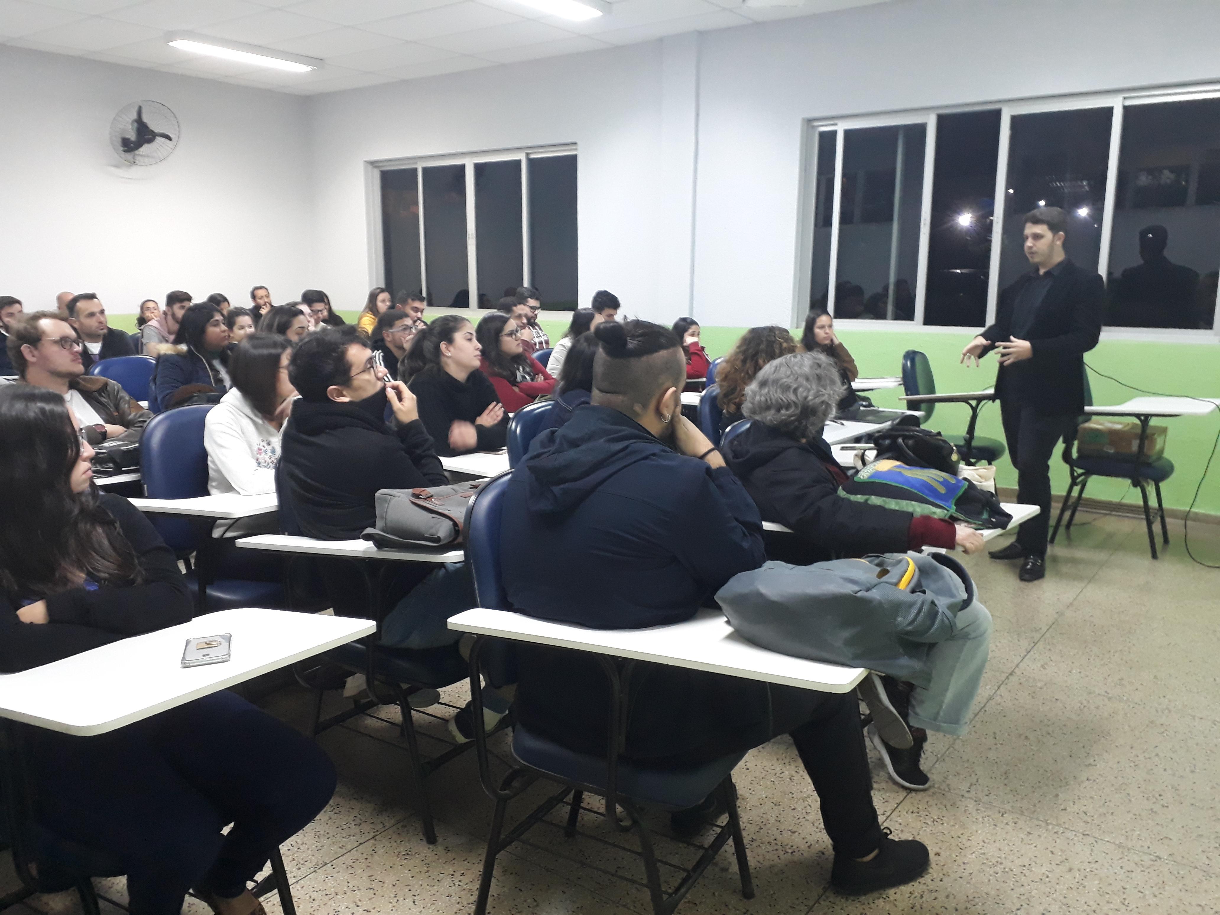 Paisagem Sonora Histórica é tema de aula inaugural do curso de Arquitetura e Urbanismo em Juiz de Fora