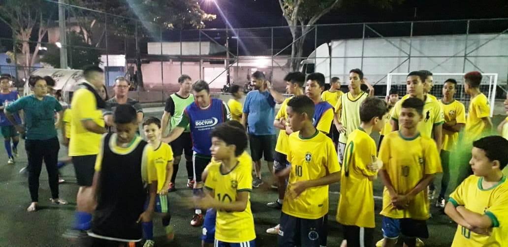 Rede de Ensino Doctum promove ação social valorizando a família em Serra