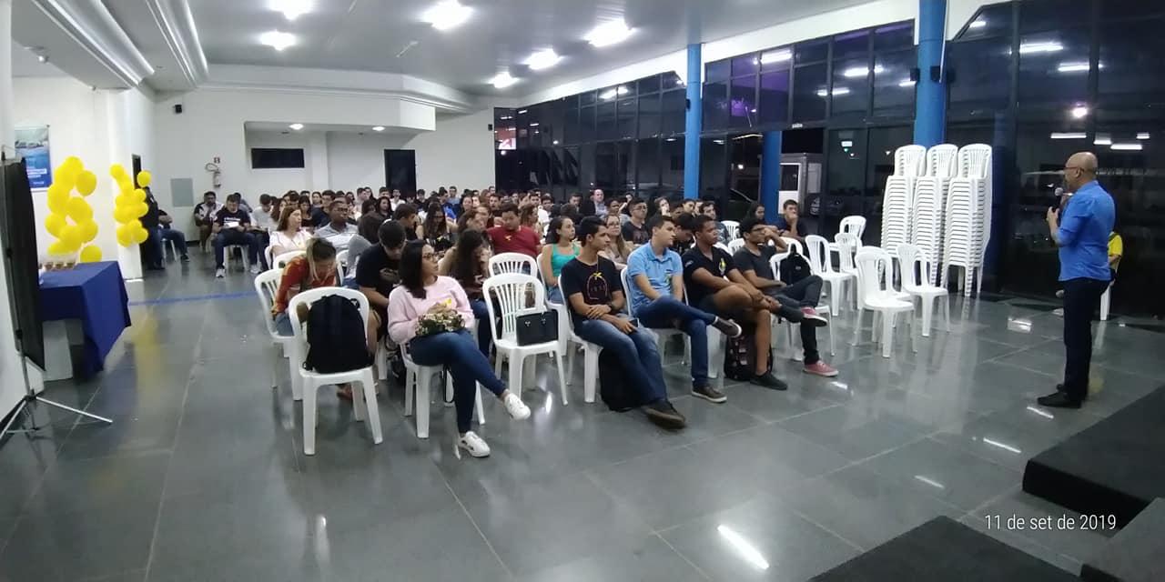 Prevenção ao suicídio foi tema de palestra na Doctum Guarapari