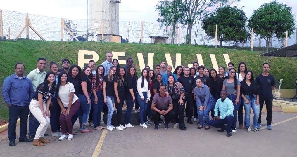 Alunos da Doctum de Serra realizam visita técnica à Penitenciária em Vila Velha