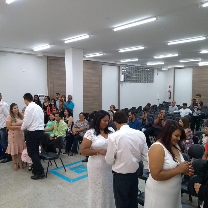 Casa do Cidadão promove casamento comunitário