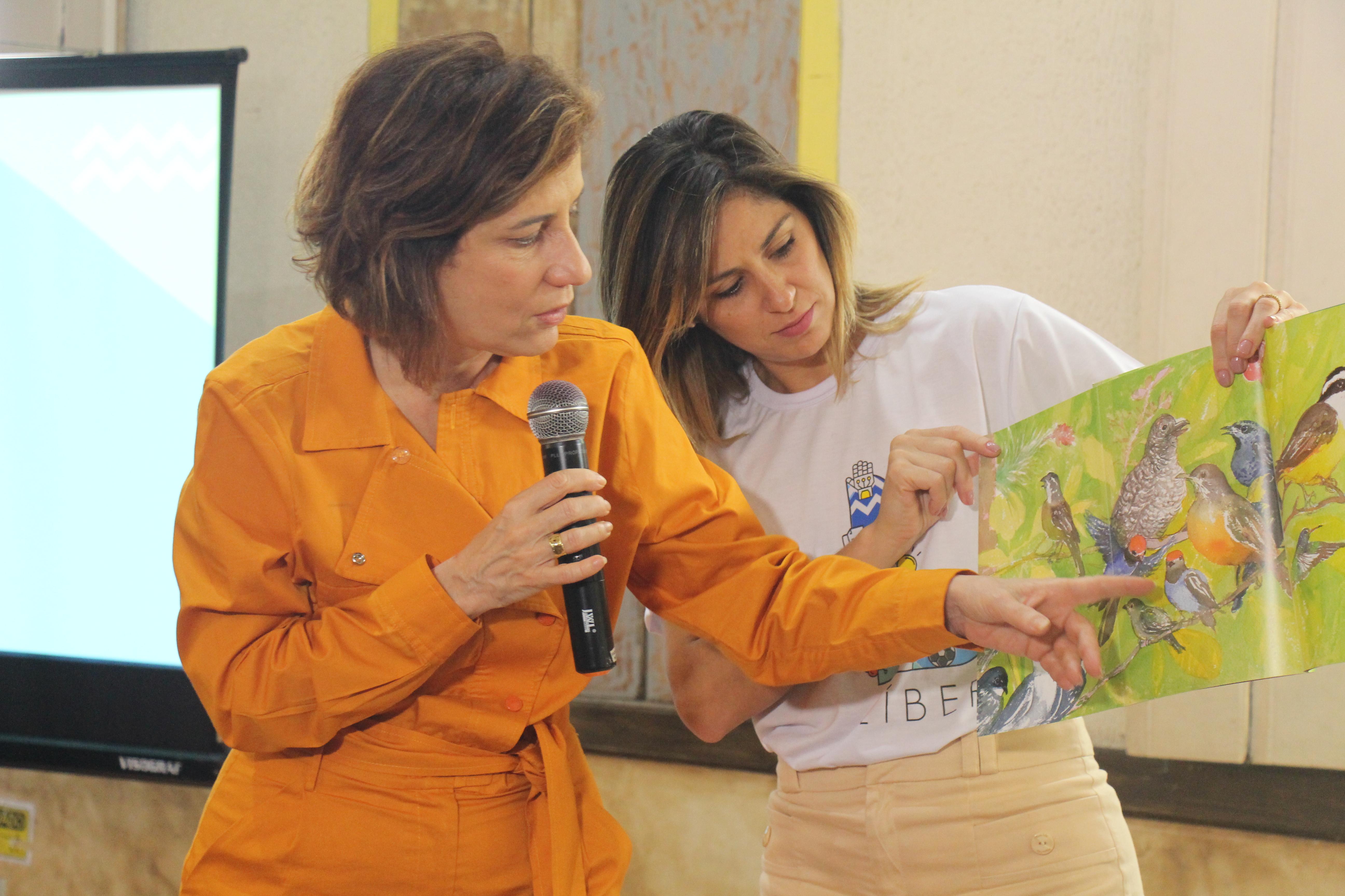 Lançamento da Escola Líber é marcado por evento cultural