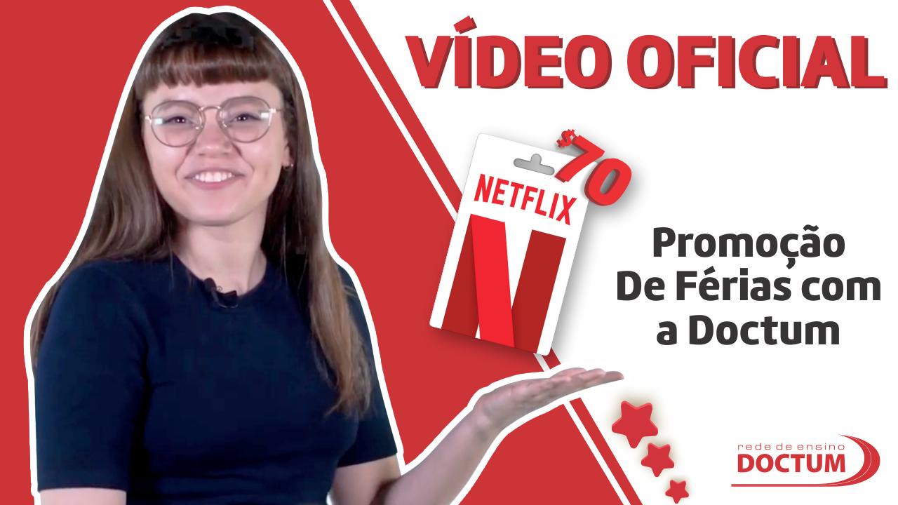 Vídeo Oficial_Promoção De Férias com a Doctum_Canal YouTube