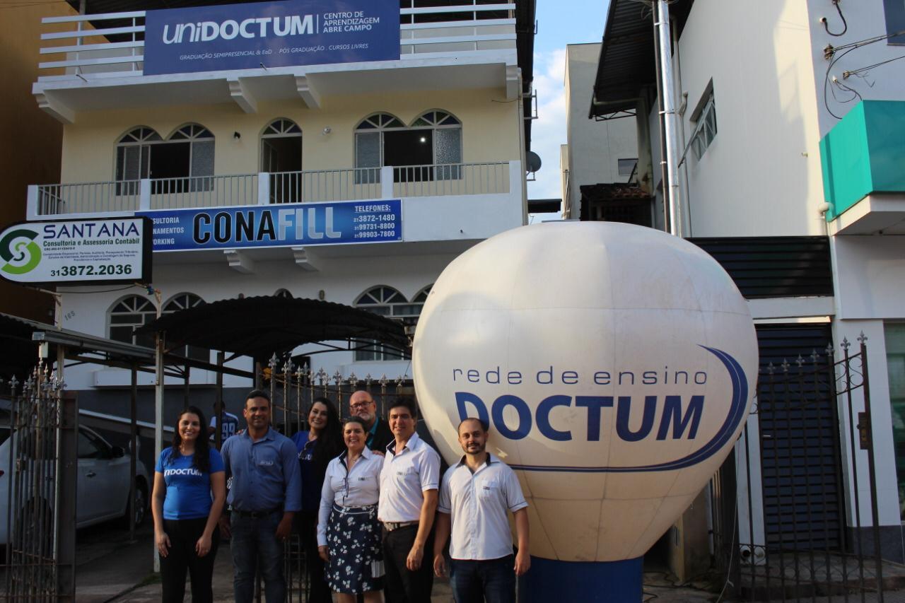 Doctum expande atuação com inauguração de novos polos parceiros EaD