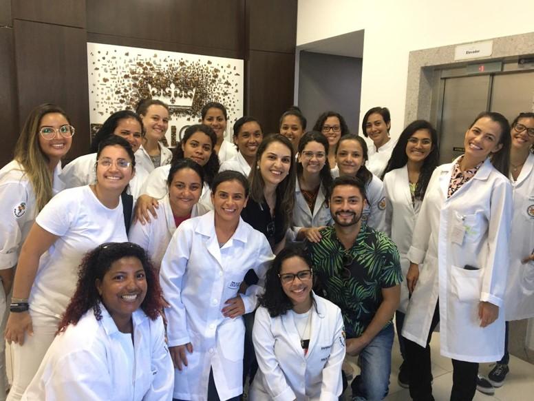 Alunos da Doctum Serra participam de curso de verão sobre Enfermagem em Gerontologia