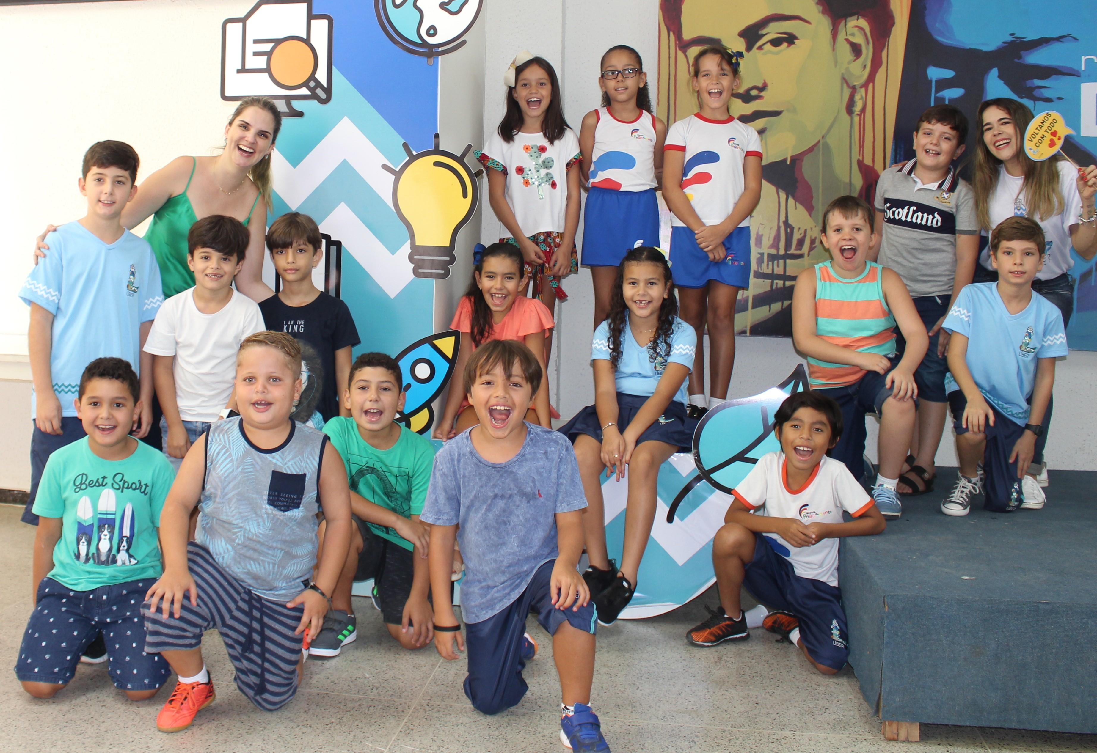 Nasce a melhor escola de Caratinga e região: A Escola Líber