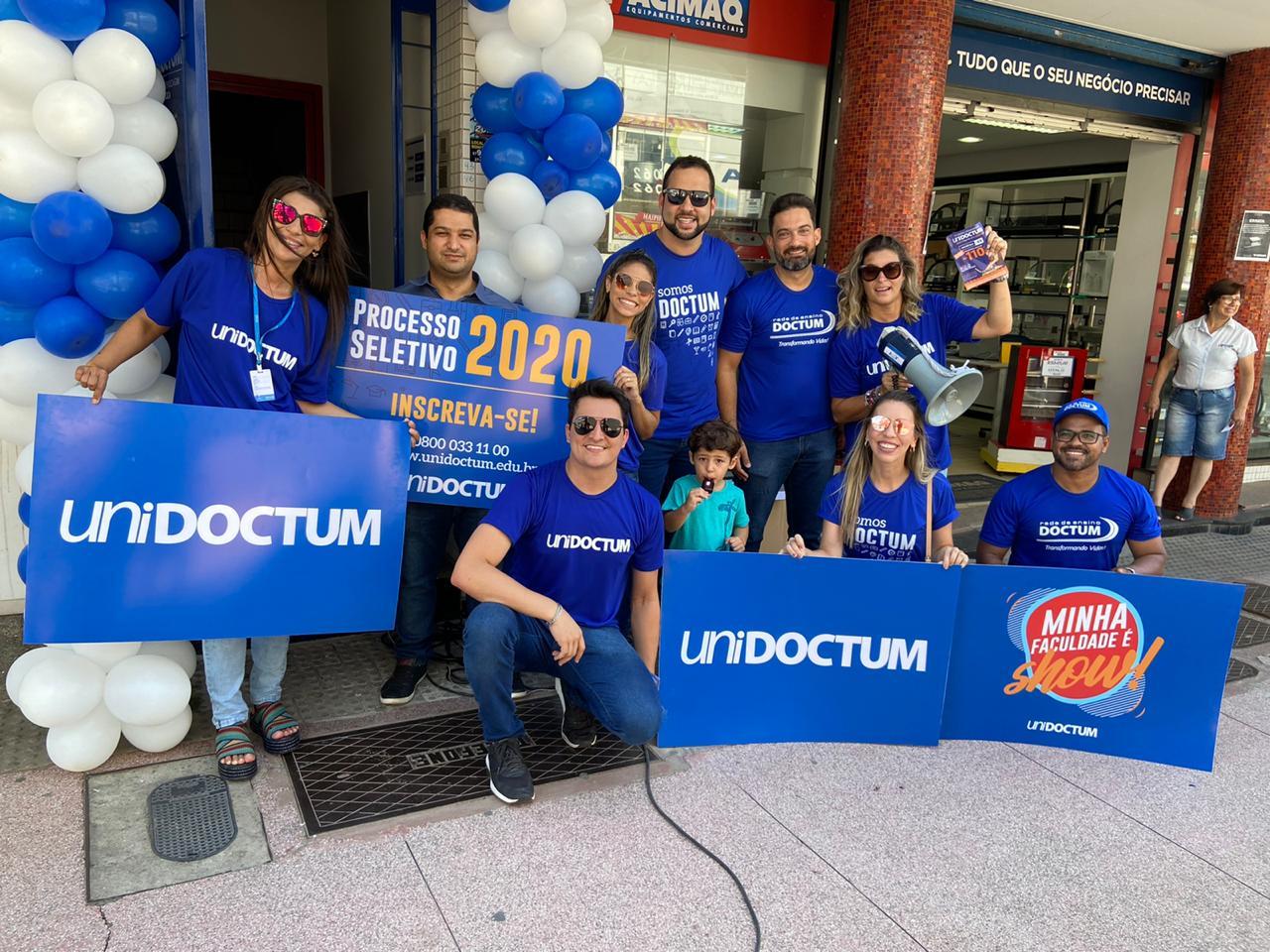 UniDoctum inaugura polo próprio de ensino a distância em Cariacica