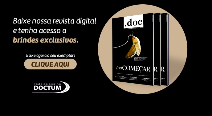 Doctum inova com kit de boas-vindas 100% digital