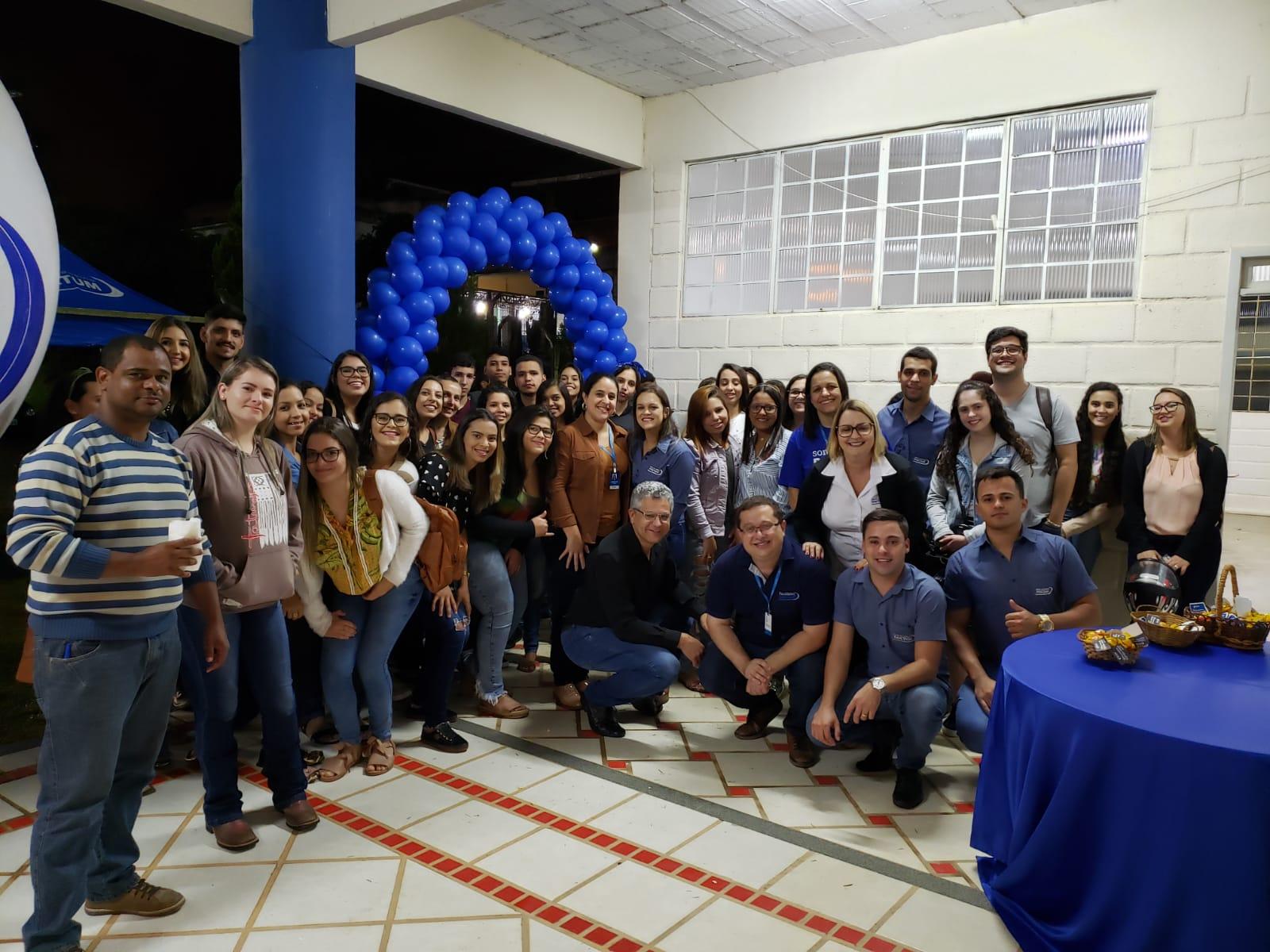 Unidades Doctum recebem novos alunos em recepções festivas