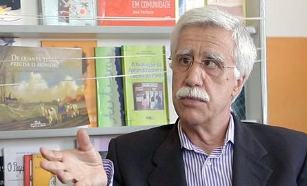 Doctum recebe Educador português José Pacheco em palestra virtual