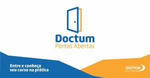 Doctum Portas Abertas -2020 -
