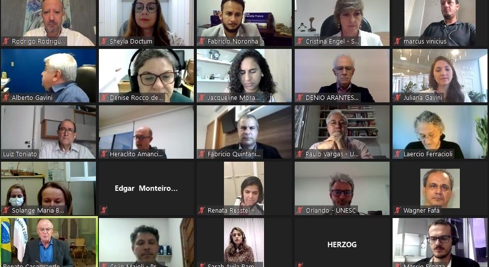 Conhecimento conectado: Unidades Doctum participam de eventos virtuais